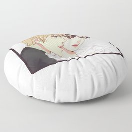 Yaoi is Gay great design for Anime lovers UKE and Floor Pillow