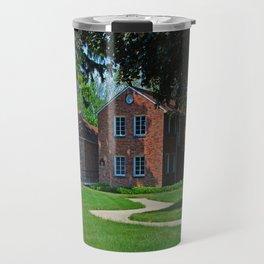 Lourdes University- Carmel Hall Travel Mug