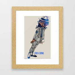 Smooth Criminal Framed Art Print