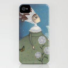 Soon, soon, Winter Moon! Slim Case iPhone (4, 4s)