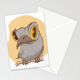 Urutau Vogel Stationery Cards