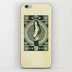 K•MOSS iPhone & iPod Skin