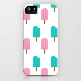 Summertime treat iPhone Case