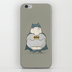 Too Fat To Bat iPhone & iPod Skin