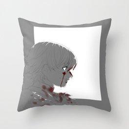 Sherry Birkin Throw Pillow