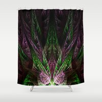 crown Shower Curtains featuring Crown by TenelArt