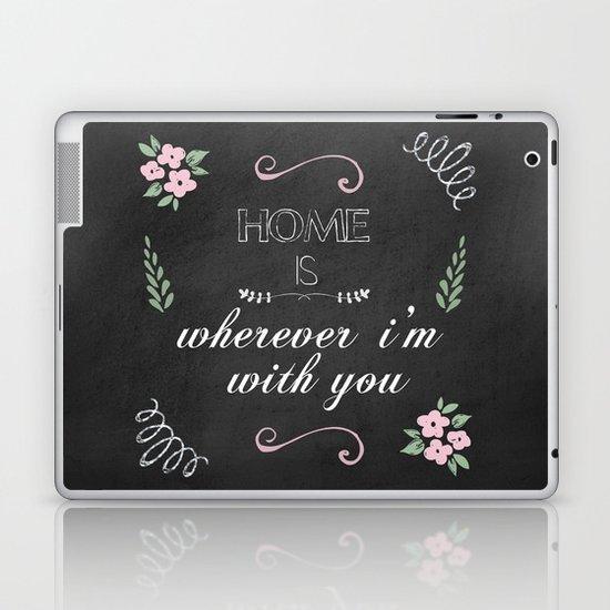 Home. Laptop & iPad Skin
