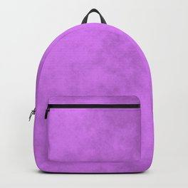 Grape Cotton Candy Backpack