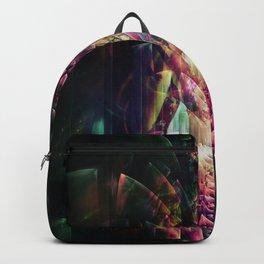 Fractured Girl Backpack