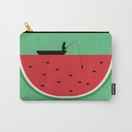 Watermelon Fisher Carry-All Pouch
