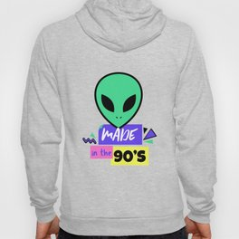 Made in the 90׳s Alian UFO Hoody