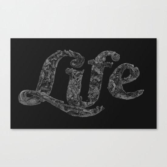Life Canvas Print