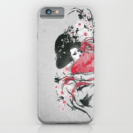 The Geisha iPhone & iPod Case