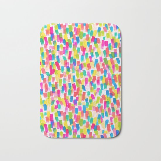 Color Joy Bath Mat