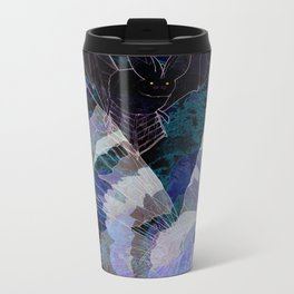 Dark Summer Metal Travel Mug