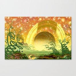 Majestic Night Canvas Print