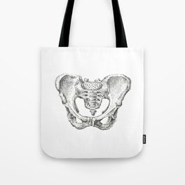 Pelvis Study Tote Bag