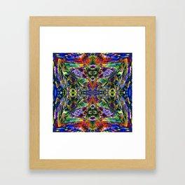 Pattern-298 Framed Art Print