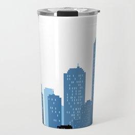 City Landscape Travel Mug