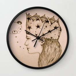 ella Wall Clock
