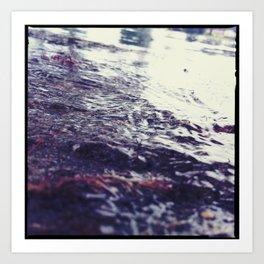 Watery Art Print