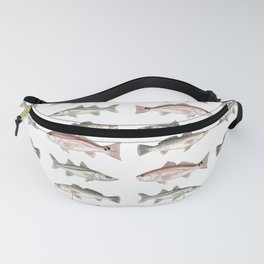 Pattern: Inshore Slam ~ Redfish, Snook, Trout by Amber Marine ~ (Copyright 2013) Fanny Pack
