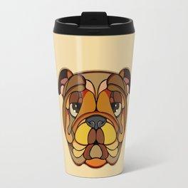Bull Dog Travel Mug