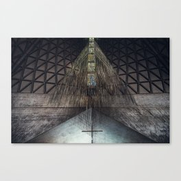 Alter Canvas Print