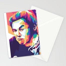 Elon Reeve Musk Pop Art Stationery Cards