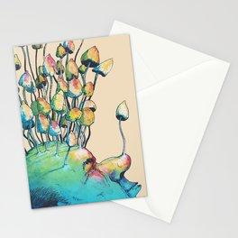 Mushroom season Stationery Cards