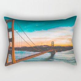 ADVENTURE San Francisco Rectangular Pillow