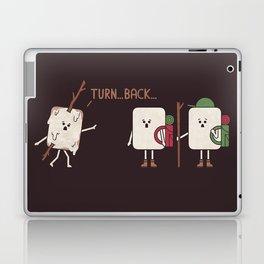 Turn Back Laptop & iPad Skin