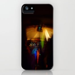 Glow Sticks and Dashboards iPhone Case