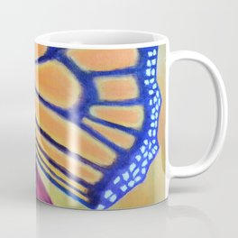 King of butterfly | Le roi des papillons Coffee Mug