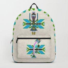 Ceremonial Native American Backpack