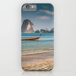 Pak Meng Beach Thailand iPhone Case