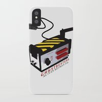 ghostbusters iPhone & iPod Cases featuring Ghostbusters by JAGraphic
