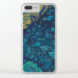 Andromeda - Volume 1 Clear iPhone Case