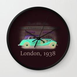 London 1938 Wall Clock