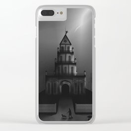 Free Clear iPhone Case