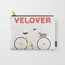 VeLover – City – June 12th – 200th Birthday of the Bicycle Carry-All Pouch