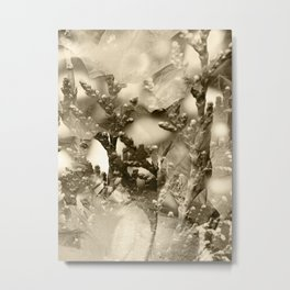 Winter Mood Metal Print