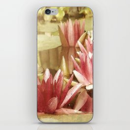 WaterPlants iPhone Skin