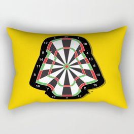 Dart Vader Rectangular Pillow