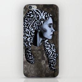 Blending In iPhone Skin