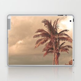 Retro Palm Tree Laptop & iPad Skin