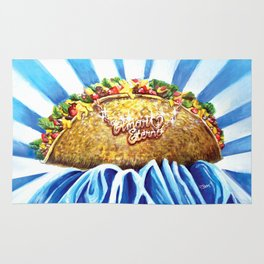 Taco Love Forever Rug