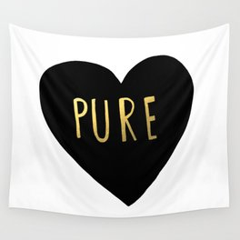 Pure Heart Wall Tapestry