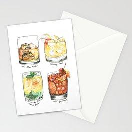 four ways Stationery Cards