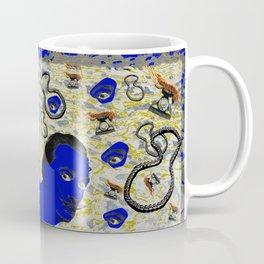 Dali Blue Mood Coffee Mug